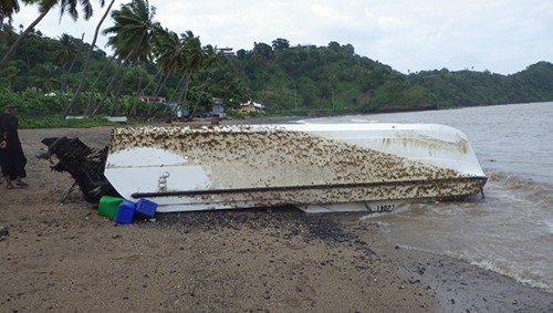Club_Marine_vessel_washed_up_on_Mayotte_Island