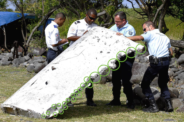How the MH370 Flaperon Floated — UPDATED – Jeff Wise